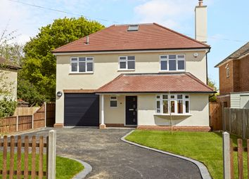 Thumbnail 5 bed detached house to rent in Speer Road, Thames Ditton