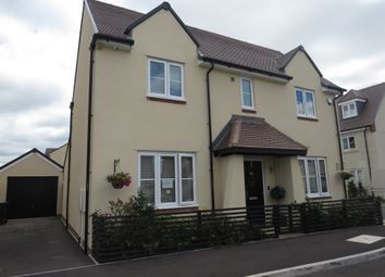Thumbnail 4 bed detached house for sale in Wheeler Way, Malmesbury