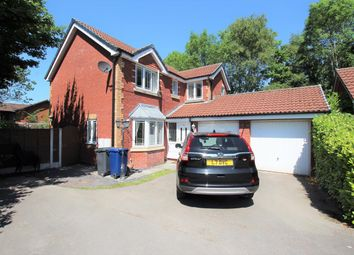 Thumbnail 4 bed detached house for sale in Summerfield Close, Walton Park, Preston