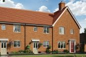 Thumbnail 3 bed semi-detached house for sale in Off Saham Road, Watton