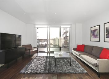 Thumbnail 3 bedroom flat for sale in City View Apartments, Devan Grove, London