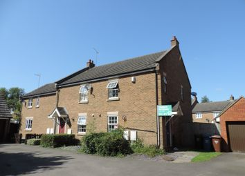 Thumbnail 3 bed semi-detached house to rent in Stroud Close, Banbury