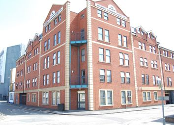 Thumbnail 2 bed flat for sale in Harding Street, Swindon