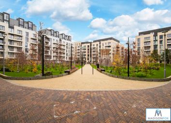 Thumbnail 1 bed flat to rent in New Garden Quarter, Stratford