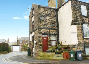 Thumbnail 1 bed end terrace house for sale in Harden Road, Keighley, West Yorkshire