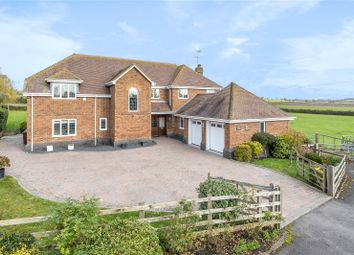 Thumbnail 5 bed detached house for sale in Lower Rd, Hardwick, Alesbury