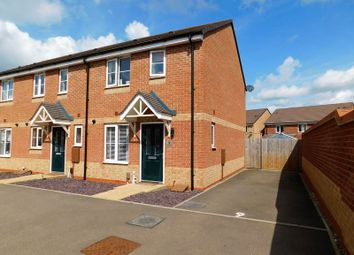 Thumbnail 3 bed end terrace house for sale in Jefferson Walk, Marston Grange, Stafford