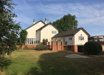 Thumbnail 4 bed detached house to rent in Ankerton Ash, Eccleshall, Staffordshire