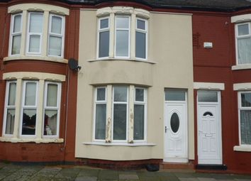 Thumbnail 2 bed terraced house to rent in Corbyn Street, Wallasey42