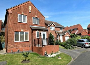 Thumbnail 3 bed detached house for sale in Round Hill, Darton, Barnsley, South Yorkshire