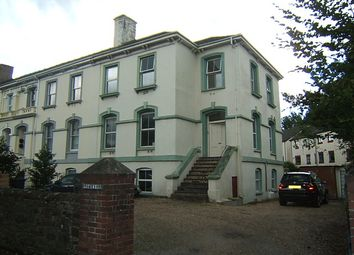 Thumbnail 1 bedroom flat to rent in Victoria Road, Barnstaple