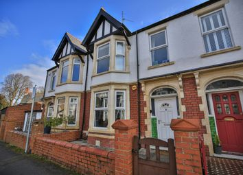 Thumbnail 3 bedroom terraced house for sale in Palace Avenue, Llandaff, Cardiff