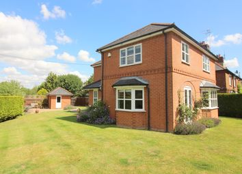 Thumbnail 3 bed detached house for sale in Petersfield Road, Cheriton, Alresford