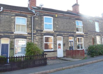Thumbnail 2 bed terraced house for sale in Station Road, Woodville, Swadlincote