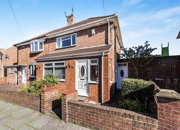 Thumbnail 2 bed semi-detached house for sale in Roedean Road, Sunderland