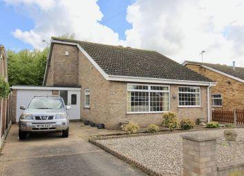 Thumbnail 3 bed detached bungalow for sale in Swallow Avenue, Skellinthorpe, Lincoln
