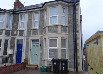 Thumbnail 2 bed flat to rent in Beauley Road, Southville, Bristol