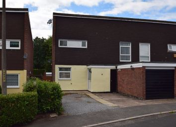 Thumbnail 3 bed semi-detached house for sale in Harbury Close, Redditch