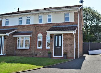 Thumbnail 3 bed semi-detached house for sale in Berrington Drive, Coseley