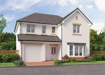 "Thumbnail 4 bed detached house for sale in ""Calder"" at Stevenston Street, New Stevenston, Motherwell"