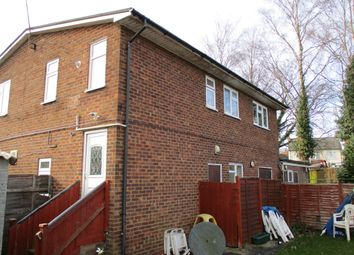 Thumbnail 2 bed maisonette to rent in Leighton Road, Wing, Leighton Buzzard, Beds