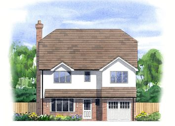 Thumbnail 4 bed detached house for sale in Eastbourne Road, Halland, Lewes