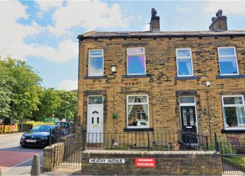 Thumbnail 3 bed end terrace house for sale in Heathy Avenue, Halifax