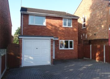 Thumbnail 3 bed detached house for sale in Comer Road, St Johns, Worcester