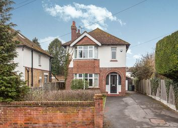 Thumbnail 3 bed detached house to rent in Spot Lane, Bearsted, Maidstone