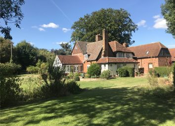 Thumbnail 5 bed detached house for sale in Brook Lane, Little Wenham, Colchester