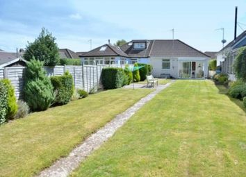 Thumbnail 2 bedroom semi-detached bungalow for sale in Sherwood Avenue, Whitecliff, Poole