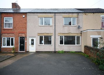 Thumbnail 4 bed terraced house for sale in Creswell Road, Clowne, Chesterfield