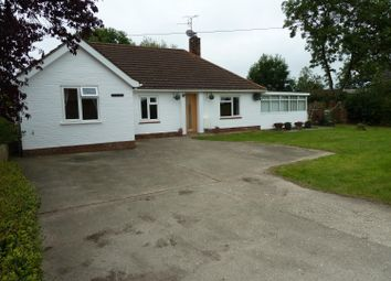 Thumbnail 4 bed detached bungalow for sale in Main Street, Gayton Le Marsh, Alford