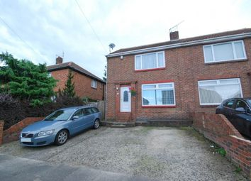 Thumbnail 2 bed semi-detached house for sale in Hardie Drive, West Boldon, East Boldon