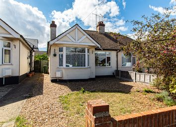 Byrne Drive, Southend-On-Sea SS2. 2 bed semi-detached bungalow