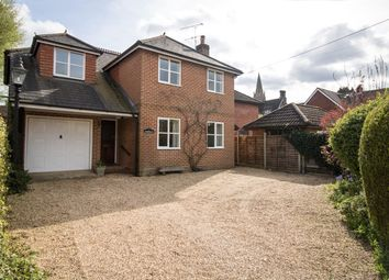 Thumbnail 4 bed detached house for sale in Wellands Road, Lyndhurst