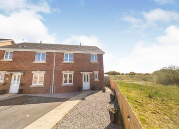 Thumbnail 3 bed semi-detached house for sale in St. Ilid's Meadow, Llanharan, Pontyclun