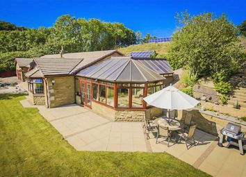 Thumbnail 4 bed detached bungalow for sale in Shawclough Road, Whitewell Bottom, Rossendale
