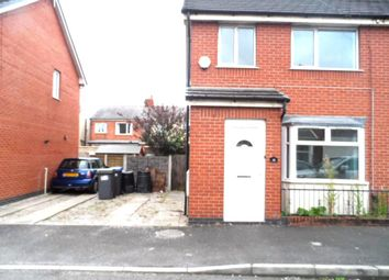 Thumbnail 2 bed semi-detached house to rent in Boome Street, Blackpool