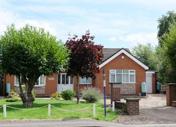 Thumbnail 3 bed detached bungalow for sale in Louth Road, East Barkwith, Market Rasen