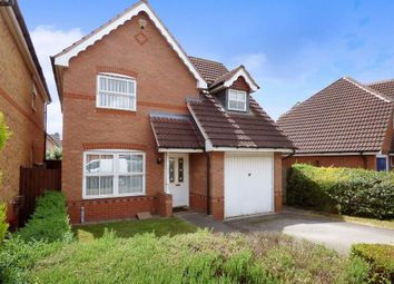 Thumbnail 3 bedroom detached house for sale in Heron Drive, Penkridge, Stafford