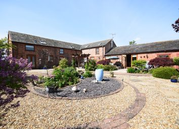 Thumbnail 4 bed barn conversion for sale in Halghton, Hanmer, Whitchurch, Shropshire