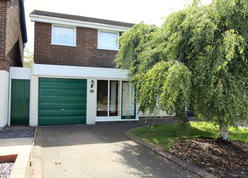 Thumbnail 4 bed detached house for sale in Hillylaid Road, Thornton-Cleveleys