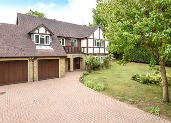 Thumbnail 5 bed detached house for sale in Medlar Drive, Blackwater, Camberley