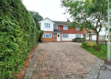 Thumbnail 5 bedroom semi-detached house for sale in Penrose Avenue, Woodley, Reading, Berkshire