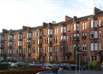 Thumbnail 2 bed flat to rent in Novar Drive, Hyndland, 9Su