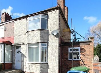 Thumbnail 3 bed terraced house to rent in Max Road, Liverpool