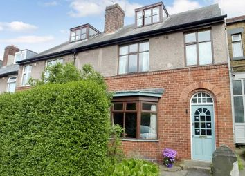 Thumbnail 4 bed terraced house for sale in Rupert Road, Nether Edge, Sheffield