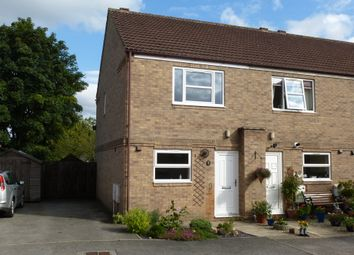 Thumbnail 2 bed town house to rent in Rosemary Court, Easingwold, York