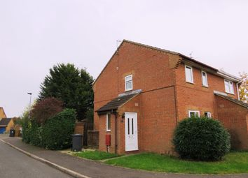 Thumbnail 2 bed semi-detached house for sale in Albany Walk, Peterborough